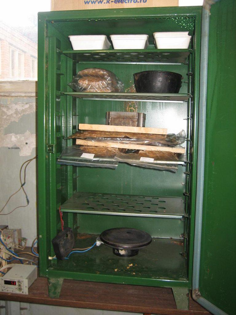 Ферментация в ферментационном шкафу