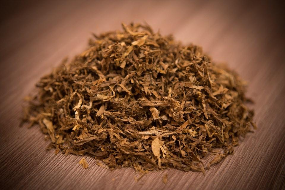 Нарезка табака для кальяна