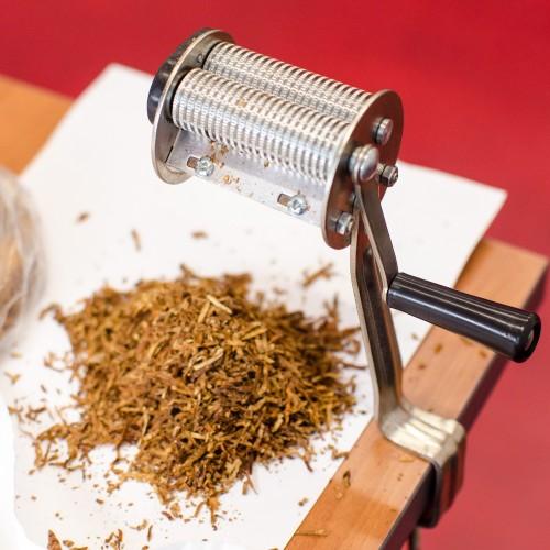 Нарезка табака в домашних условиях