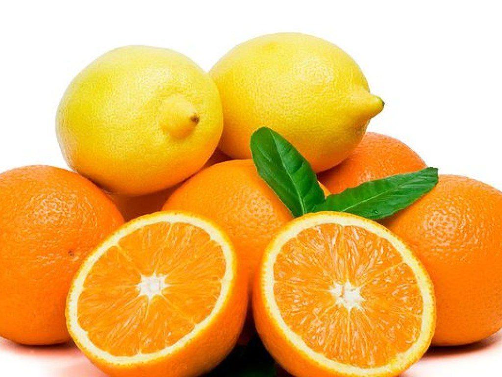 Ароматизация табака лимоном и апельсином