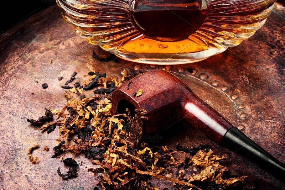 Как увлажнить табак коньяком
