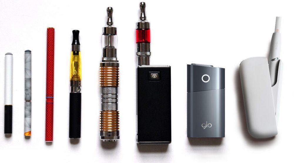 Ассортимент табачной продукции и приспособлений для курения